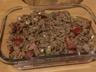 Salade de pâtes au thon tomates et avocat