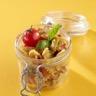 Salade de pâtes aux tomates Sauce Barbecue