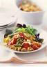 Salade de pâtes orzo aux légumes et à la feta
