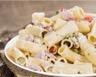 Salade de pâtes poulet jambon