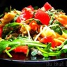 Salade de pâtes thon roquette tomate & Feta