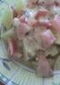 Salade de pommes de terre et de chou-fleur au yaourt épicé