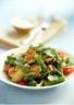 Salade de poulet aux asperges