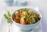 Salade de poulet aux haricots verts