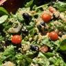 Salade de quinoa et épinards