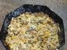 Salade de riz sucré-salé
