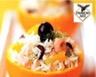 Salade de riz Thaï Primeur aux crevettes oranges fenouil et olives
