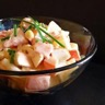 Salade de surimi sucré salé