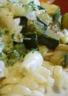 Salade de Torti & Courgettes