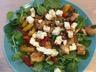 Salade estivale de poulet poivrons et feta