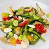 Salade folle de printemps