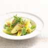 Salade fraîcheur aux pommes de terre primeur