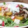 Salade gourmande au maquereau et pomme de terre