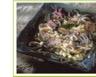 Salade maritime de haricots blancs