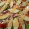 Salade sucrée salée au magret de canard