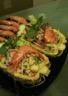 Salade Thaïe aux crevettes et à l'ananas