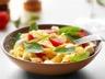 Salade tiède de pâtes (Italie du Nord)