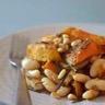Salade Tiède de Potimarron et Haricots Blancs
