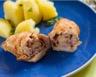 Saltimbocca au poulet jambon et fromage frais