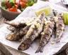 Sardines grillées au citron vert