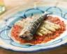 Sardines grillées en tapenade