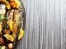Sardines grillées sauce au yaourt