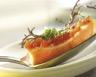 Saumon mariné aux poivrons et à la ciboulette pas cher en 20 min