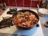 Sauté de boeuf aux légumes croquants