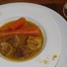Sauté de porc au curry et carottes fondantes... et que ça saute !