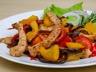 Sauté de Porc au curry et légumes