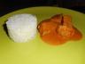 Sauté de porc au curry maison