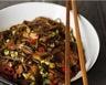 Sauté de porc aux germes de soja façon wok