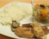 Sauté de porc aux petits légumes