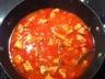 Sauté de porc tomate et petits légumes