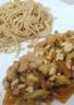 Sauté de poulet au caramel et ses nouilles