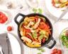 Sauté de poulet et poivrons au paprika