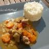 Sauté de veau à l'orange au cook'in