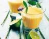 Smoothie coco-mangue