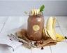Smoothie nutella banane