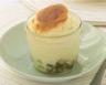 Soufflé au Boursin Cuisine échalotes & ciboulette et petits légumes