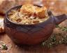 Soupe à l'oignon gratinée facile