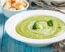 Soupe aux brocolis pommes de terre et fromage
