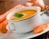Soupe de carottes poireaux et pommes de terre