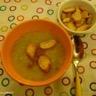 Soupe de chou-fleur au curry