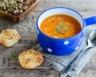 Soupe de citrouille carotte et pommes de terre