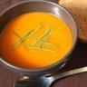 Soupe de Courge Butternut à la coriandre Fraîche