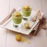 Soupe de courgettes aux croûtons de Cantal Entre Deux