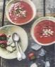 Laurent Mariotte : Soupe de fraises glacée aux dragées