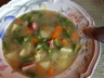 Soupe de haricots verts luxembourgeoise ('Bouneschlupp')
