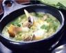 Soupe de poisson aux pommes de terre